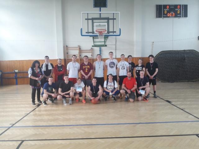 Majstrovstvá FEI a FIIT STU v streetbale 2019