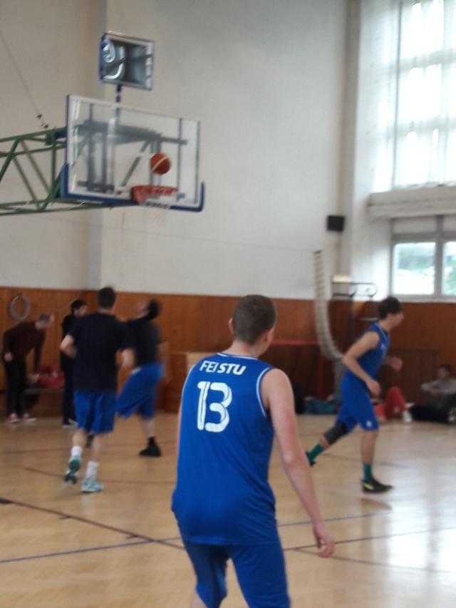 Majstrovstvá STU v basketbale o pohár rektora 2019, ŠTUDENTI