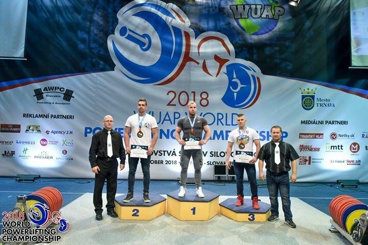 Obrovský úspech  študentov FEI na Majstrovstvách sveta v silovom trojboji