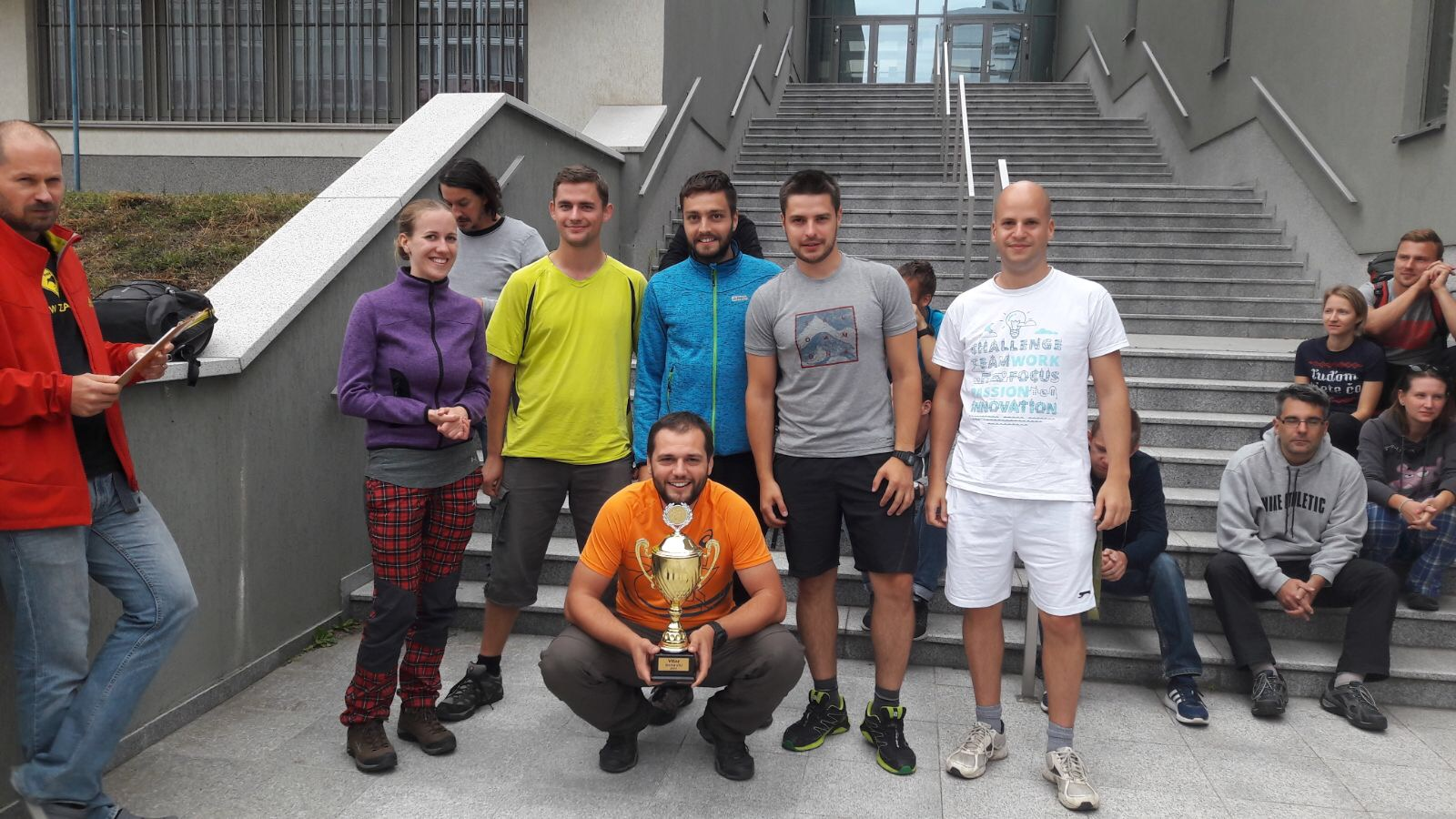 Športové hry zamestnancov FEI STU 2017
