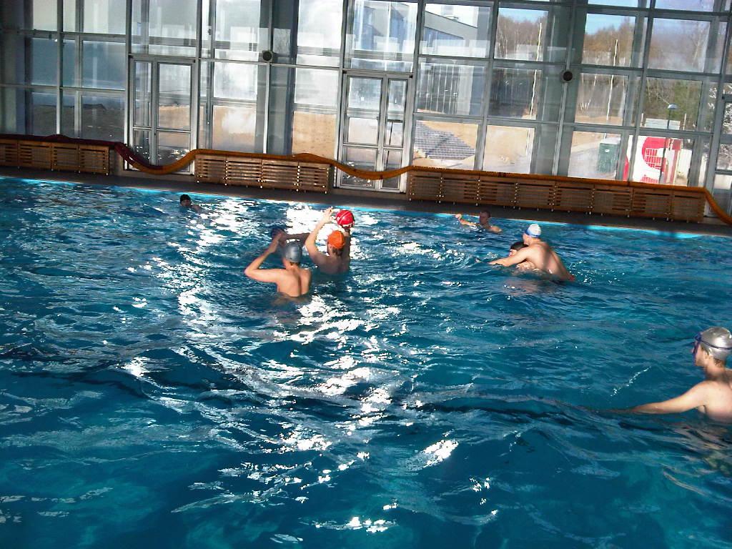 Plaváreň a sauna FEI STU